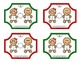 Comparing Fractions Task Cards:Cookie Bake Gingerbread Fun!