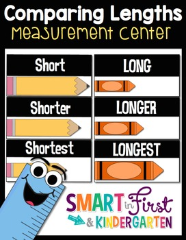 Comparing Lengths Measurement Center