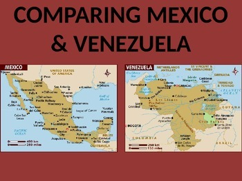 Comparing Mexico vs. Venezuela
