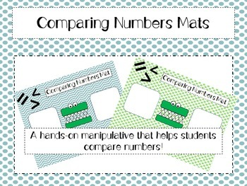 Comparing Number Mats