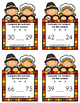 Comparing Numbers 0 - 100 • Thanksgiving