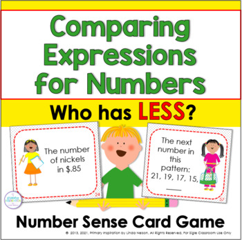 Comparing Numbers 0-100: Who Has Less?