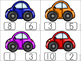 Comparing Numbers 1-10 {cars, trucks, buses}