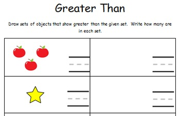 Comparing Numbers - Greater Than, Less Than, Equal To