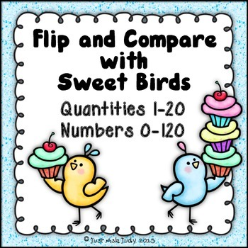 Comparing Numbers and/ or Quantities with Sweet Birds