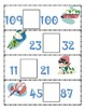 Comparing Numbers to 120: Winter Theme