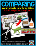 Comparing Mammals and Reptiles: Elementary Interactive Not