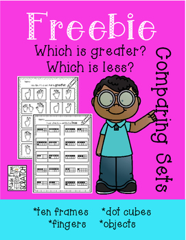 Comparing Sets - Which is Greater or Less?