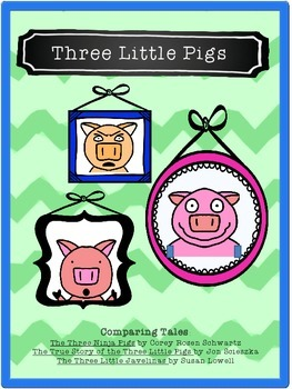Comparing Stories: The Three LIttle Pigs