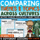 Comparing Themes & Topics Across Cultures RL.4.9