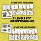 {HALF PRICE} Ordering Fractions - What's the Word Style! -