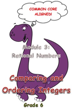Comparing and Ordering Integers