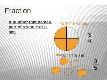 Comparing fractions using plates