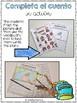 Completa el cuento - Regreso a la escuela (Back to School