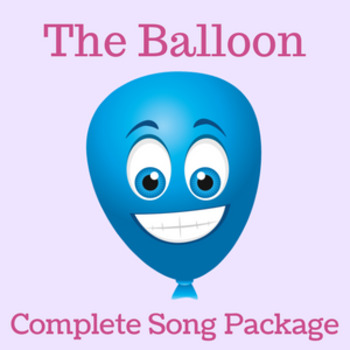 """The Balloon"" Action Song 