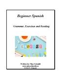 Complete Beginner Spanish Workbook and Textbook ~ Español
