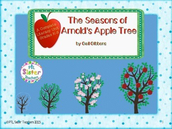 Complete Differentiated Reading Unit for The Seasons of Ar
