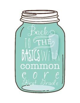 Complete First Grade Common Core English Language Arts Bul