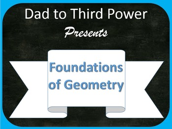 Complete Geometry Unit on Foundations of Geometry includin