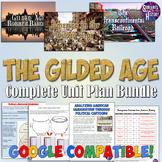 Gilded Age Complete Unit Plan Bundle