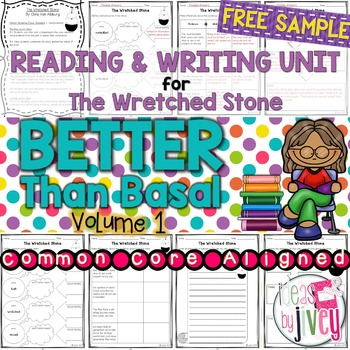 NO PREP Reading & Writing Units {ONE FREE UNIT- The Wretc