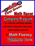 Complete Program for First Grade Common Core Math Fluency,