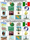 Complete Spanish Cinco de Mayo Games and Vocabulary Unit