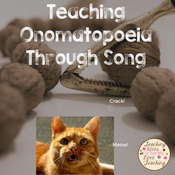 Teaching Onomatopoeia Through Song