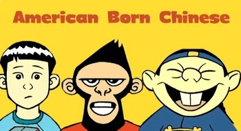 Complete Unit for Gene Luen Yang's graphic novel American