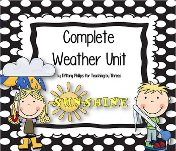 Complete Weather Unit (Bundled)