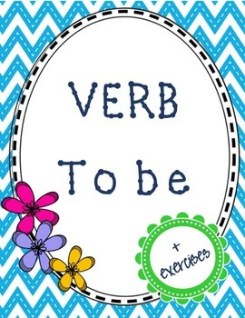 Complete verb to be class and exercises