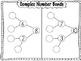 Complex Common Core Number Bond Practice Pages
