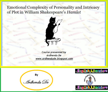 Complexity of Personality and Intricacy of Plot in William