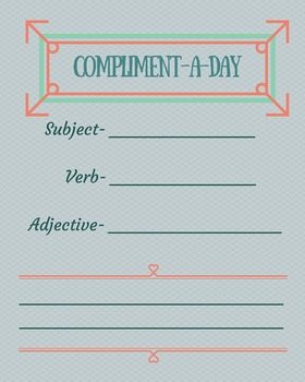 Compliment-A-Day