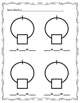 Compose & Decompose Numbers in Kindergarten