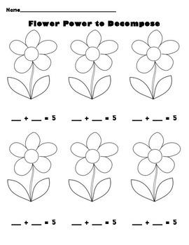 Compose/Add Flower Petals