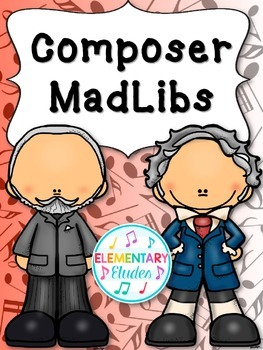 Composer MadLibs