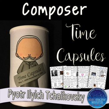 Composer Time Capsule: Tchaikovsky