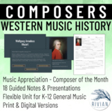 Composer Unit BUNDLE (Save 50%)