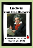 Composer of the Month: Ludwig van Beethoven