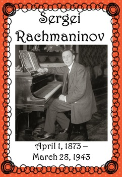 FREE Composer of the Month: Sergei Rachmaninov