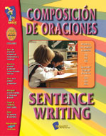 Composicion de Oraciones/Sentence Writing (Spanish/English
