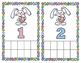 Easter Composing & Decomposing with 10 frames, Number Sent