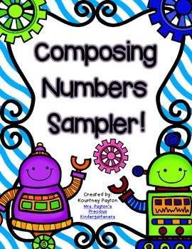 Composing Numbers Sampler K.OA.3
