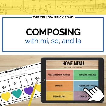 Composing with So, Mi, and La