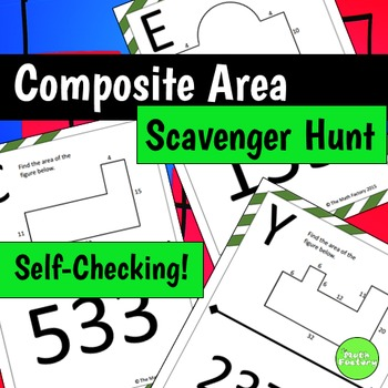 Composite Area Scavenger Hunt Activity
