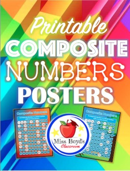 Composite numbers