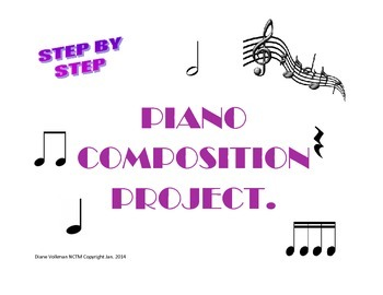 Composition Project for Piano