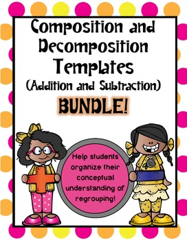 Composition and Decomposition Templates (Add and Subtract)