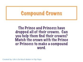 Compound Crowns
